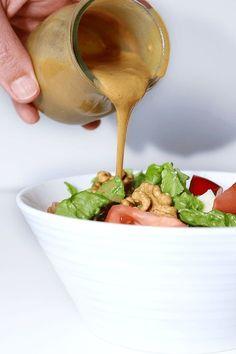 Vinagreta vietnamita - LAS SALSAS DE LA VIDA Curry Recipes, Asian Recipes, Gourmet Recipes, My Recipes, Cooking Recipes, Healthy Recipes, Sauce Salsa, Salad Sauce, Salad In A Jar