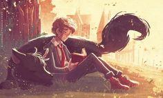 ↬Recopilación de memes y fanarts de wolfstar y los merodeadores en general. ↬Compilation of memes and fanarts of wolfstar and the marauders in general. Harry Potter Fan Art, Harry Potter World, Memes Do Harry Potter, Mundo Harry Potter, Harry Potter Ships, James Potter, Harry Potter Universal, Harry Potter Fandom, Harry Potter Characters