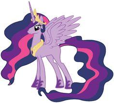 Queen+Twilight+Sparkle+by+Beavernator.deviantart.com+on+@deviantART