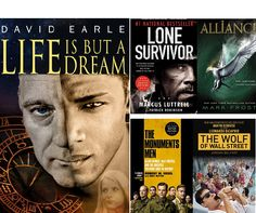 """Life Is But A Dream by David Earle  -  #2 on the """"BOOKS TO KNOW - TOP 10 LIST"""" in The DC Spotlight Newspaper."""