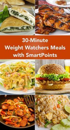 Weight Watcher Meals With SmartPoints including Turkey Meatballs Chicken Noodle Soup Balsamic Chicken Barbecue Chicken Taco Salad Copycat Chili's Grilled Chicken Sandwich Salisbury Steak Pasta Salad Tortilla Soup Linguine and more! Plats Weight Watchers, Weight Watcher Dinners, Weight Watchers Sides, Weight Watchers Pasta, Weight Watchers Lunches, Weigh Watchers, Ww Recipes, Cooking Recipes, Healthy Recipes