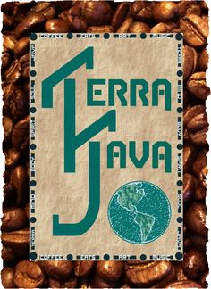 Added a Java background to the Terra Java Logo