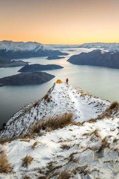 Roys Peak Awakening Photo by Jack Bolshaw — National Geographic Your Shot