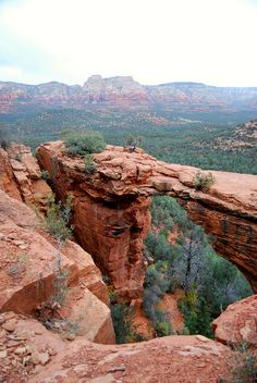 Definitely want to go here again - on my Bucket List ... Devil's Bridge off Dry Creek Roa . Sedona, AZ