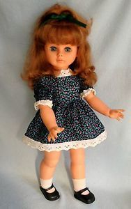 palitoy alice in wonderland doll with box 1974 4518
