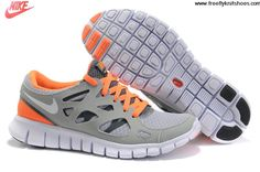 new product 40d4f f0f92 Latest Listing Mens Nike Free Run 2 Pro Platinum White-Wolf Grey-Peach Cream