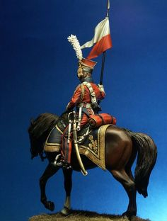 2nd Light Cavalry Regiment Lancers of the Imperial Guard, 1811-1815