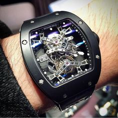skeleton watches for women Richard Mille, Patek Philippe, Audemars Piguet, Amazing Watches, Cool Watches, Rolex Watches, Gps Watches, Tag Heuer, Rafael Nadal