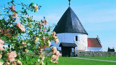 Nyker round church, Bornholm, Denmark