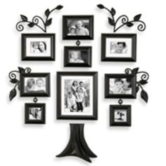 my family tree I have in the hallway