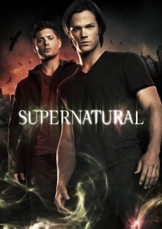 Jensen Ackles as Dean Winchester and Jared Padalecki as Sam Winchester - Supernatural