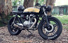 Honda CB400 BRAT JACK from Brazil