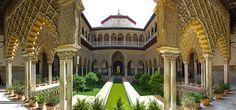 Alcázar de #Sevilla, #espectacular.  #sevilla2015 #disfrutasevilla #sevillahoy #sevillania #sevillaciudad #sevillacity #sevillaneando #sevillatieneuncolorespecial #sevillanasmaneras #impresionante
