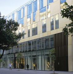 Edificio de oficinas benigar en alicante javier garc a for Oficinas seur alicante