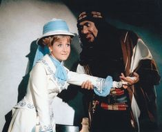Angela Douglas and Bernard Bresslaw in Carry On Follow That Camel. 1967 English Actresses, British Actresses, Comedy Movies, Film Movie, Sidney James, British Seaside, British Comedy, Stage Play, Great British