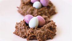 Daddy Cool!: Πασχαλινές σοκολατένιες φωλίτσες με τρία υλικά!