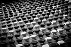 'A meeting for just for chairs' #series #chairs #blackandwhite