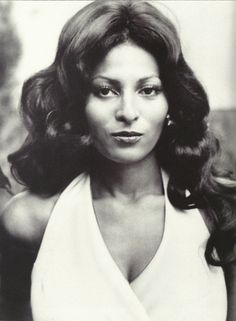 Pam Grier Young | Pam Grier