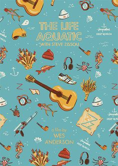 6 The Life Aquatic by Andres Lozano