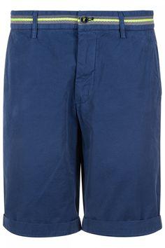 Masons Herren Bermuda Shorts Torino Elegance Blau | SAILERstyle Masons, Bermuda Shorts, Elegant, Fashion, Cotton, Blue, Women's, Classy, Fashion Styles