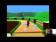 Probando Super Mario 64 PC