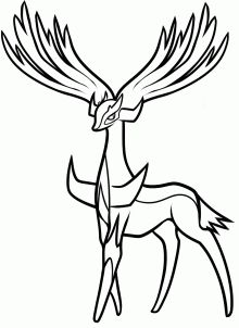 Looking for a Coloriage A Imprimer Xerneas. We have Coloriage A Imprimer Xerneas and the other about Coloriage Imprimer it free. Pixel Pokemon, Easy Pokemon, Pokemon X And Y, Pokemon Fan, Draw Pokemon, Pokemon Sketch, Colouring Pages, Adult Coloring Pages, Character Art
