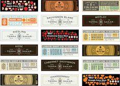 Labels designed by Ryan Feerer design at www.mr-cup.com