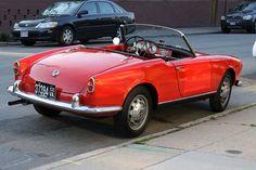 Alfa Romeo Giulietta Spider Veloce (1959)