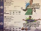#Ticket  2 Tickets FC Schalke 04 Bayern München Block 55 Reihe 8 Gäste nebeneinander #deutschland