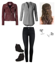 """""""MyStyle"""" by mimimoon95 on Polyvore featuring IRO, TOMS and Myia Bonner"""