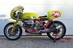 1973 Moto Guzzi V7 Sport Racer