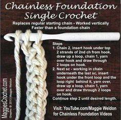 Chainless foundation