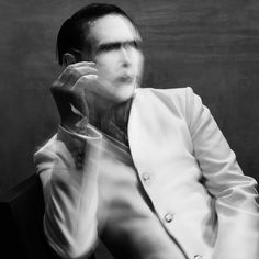 album cover art [01/2015]: marilyn manson ¦ the pale emperor |