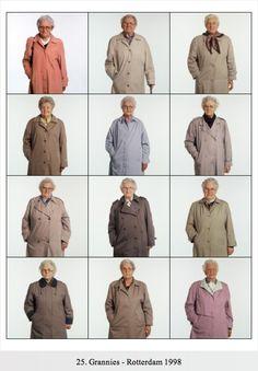 Part of the Exactitudes series by photographer Ari Versluis and profiler Ellie Uyttenbroek.