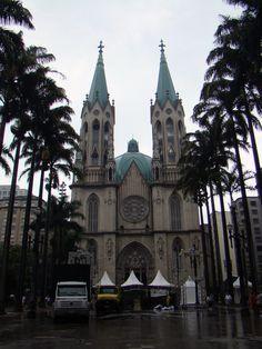 Catedral Metropolitana de São Paulo | Flickr - Photo Sharing!