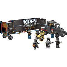 K'NEX Kiss Rock Stage Big Rig Building Set #KISSARMY