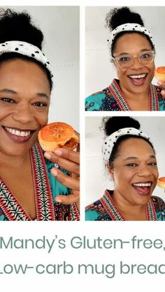 Easy Low-Carb, Keto friendly, Gluten free Mug Bread Low Carb, Gluten Free, Keto, Bread, Mugs, Easy, Life, Glutenfree, Brot