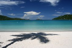 St. Thomas...Magens Bay, one of the top 10 most beautiful beaches in the world...