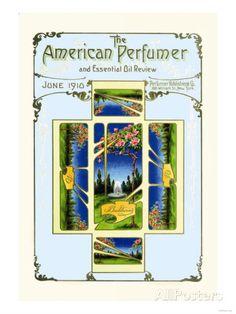 American Perfumer and Essential Oil Review, June 1910 Prints at AllPosters.com