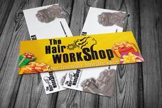 The Hair Workshop Voucher Design