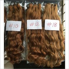 Light Brown Hair Color Weave by HRITIK EXIM, a leading Manufacturer, Supplier, Exporter of Light Brown Hair Color Weave based in Hyderabad, India. Sulfate Free Shampoo, Hair Shows, Deep Conditioner, Light Brown Hair, Brown Hair Colors, Blow Dry, Hair Lengths, Hair Extensions, Curls