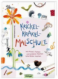 Krickelkrakel-Malschule. Ab 5 Jahren.
