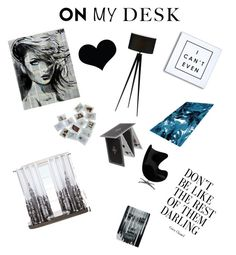 """""""Unique"""" by rudycastaneda-rc on Polyvore featuring interior, interiors, interior design, home, home decor, interior decorating, Exclusive Home, Seletti and onmydesk"""