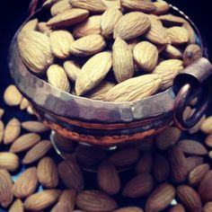 #Roasted #Almonds