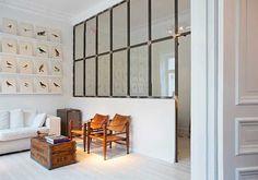 Glas walls