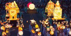 Yeon Deung Hoe – Festival das Lanternas de Lótus em Seul