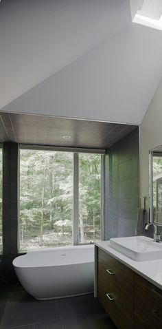 A House Named Fred. Architects: in situ studio. Location: Orange County, North Carolina, USA. Year: 2013. Photographs: Richard Leo Johnson.