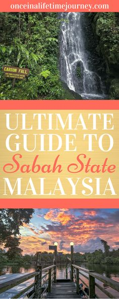 An in-depth guide to Sabah State including Kota Kinabalu & Kinabalu Park. Find out all the activities you can get up to in the capital city of Sabah. Kota Kinabalu, Kinabalu Park, Malaysia Itinerary, Malaysia Travel, Borneo Travel, Bali Travel, Travel Couple, Family Travel, Travel Guides