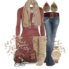 Perfect to outfit for autumn