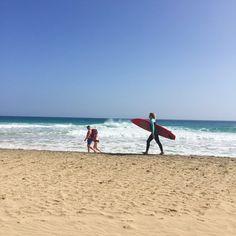 Morro Jable : surf sous le soleil de Fuerteventura